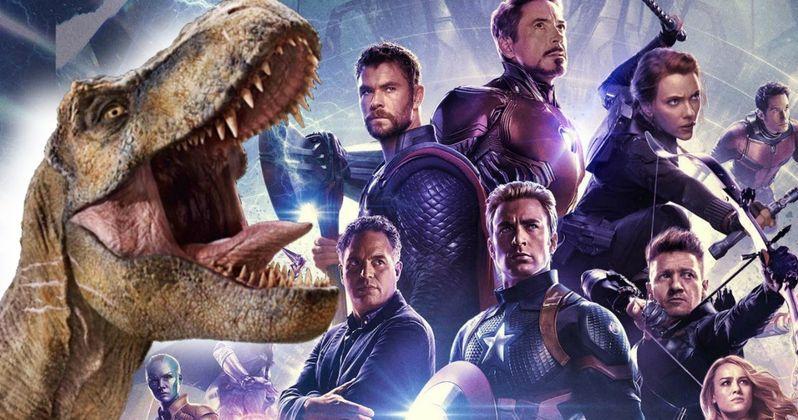 Avengers: Endgame Tops Jurassic World as 5th Biggest Movie Ever