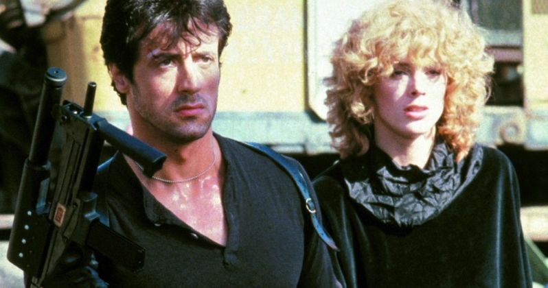 Stallone's Ex-Wife Brigitte Nelson Calls Sexual Assault Claims a Lie