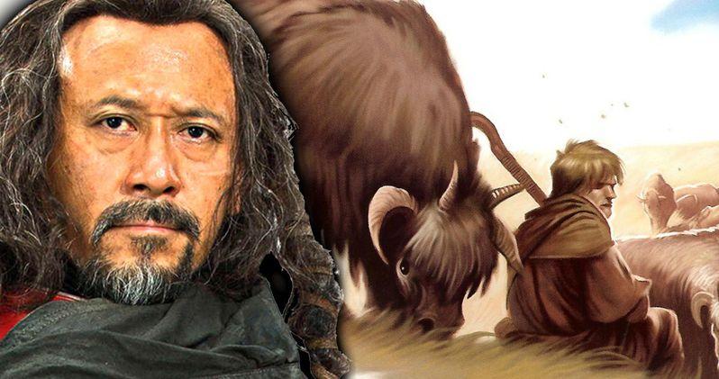 Nerf Herders Were in the Original Rogue One Script