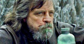 Mark Hamill Slams Last Jedi Milking Scene and Luke's Lack of Emotion