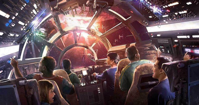 Star Wars: Galaxy's Edge Opens in 2019 at Disneyland & Disney World