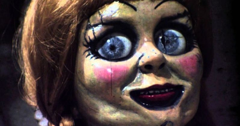 Unnerving Annabelle 3 Teaser Delivers Giggles and an Official Title