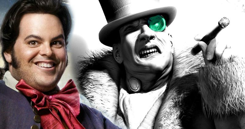 The Batman Wants Josh Gad as the Penguin?