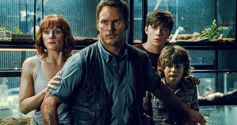 Jurassic World: The Ride Brings Back Chris Pratt & Bryce Dallas Howard