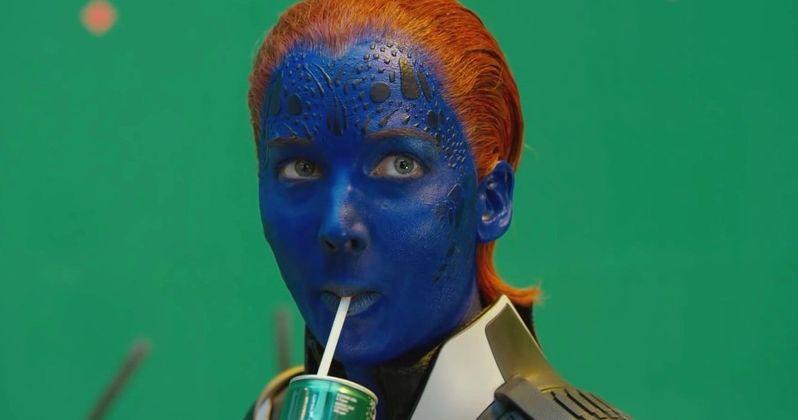 X-Men: Apocalypse Bloopers & Gag Reel Bring Big Laughs