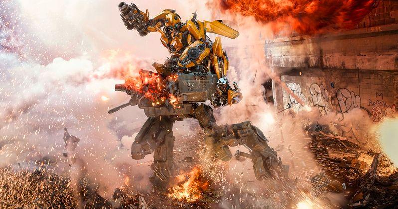 Transformers 5 TV Spot Has So Many Michael Bay Explosions