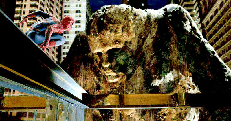 Sinister Six Details; Sandman Compared to Godzilla