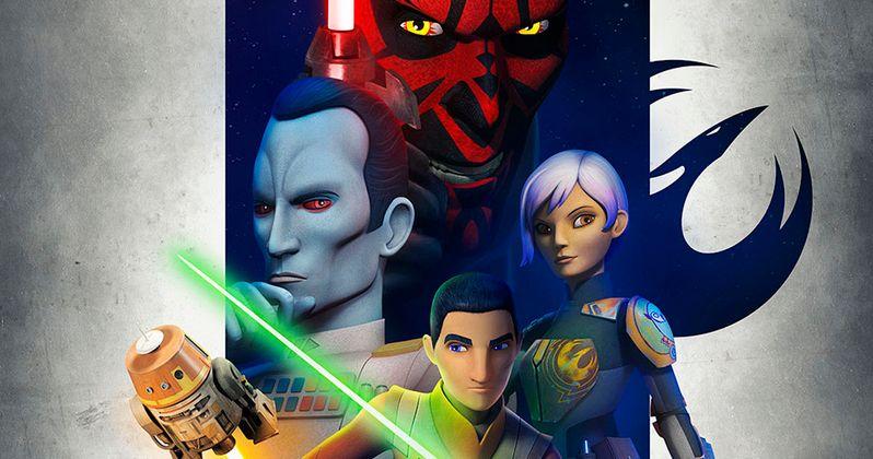Grand Admiral Thrawn Arrives in Star Wars Rebels Season 3 Trailer
