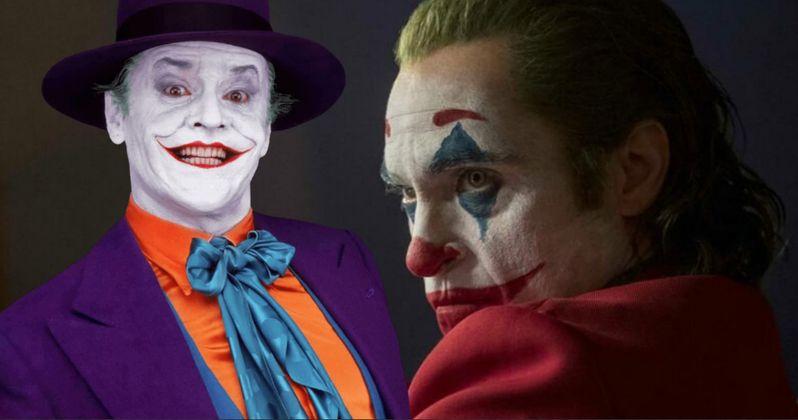 Joker Features Sly Shout-Out to Jack Nicholson in Tim Burton's Batman