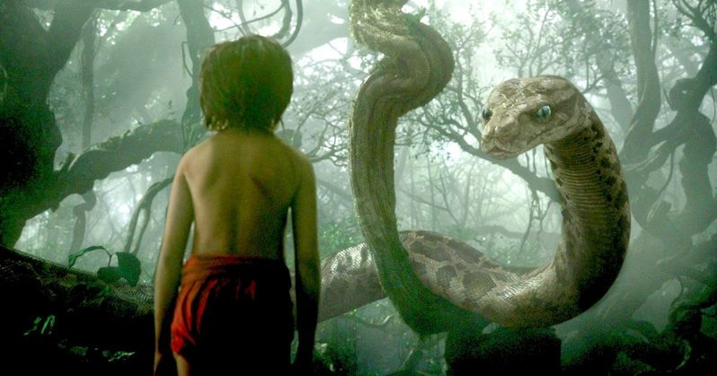 Disney's Jungle Book International Trailer Has New Footage
