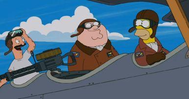 Family Guy, Bob's Burgers and The Simpsons Renewed on Fox