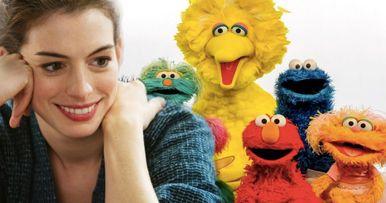 Sesame Street Movie Wants Anne Hathaway in the Lead