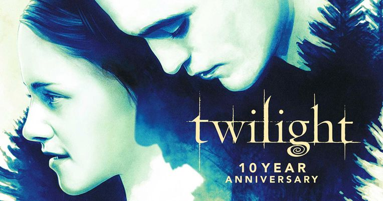 Twilight Is Returning to Theaters to Celebrate 10th Anniversary