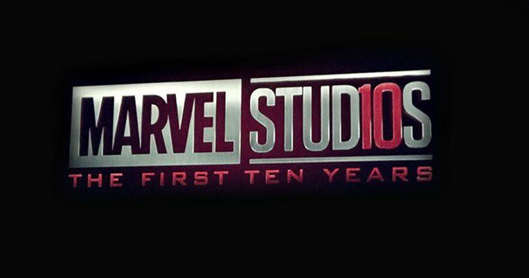 Marvel Studios Shows Off New 10th Anniversary Logo