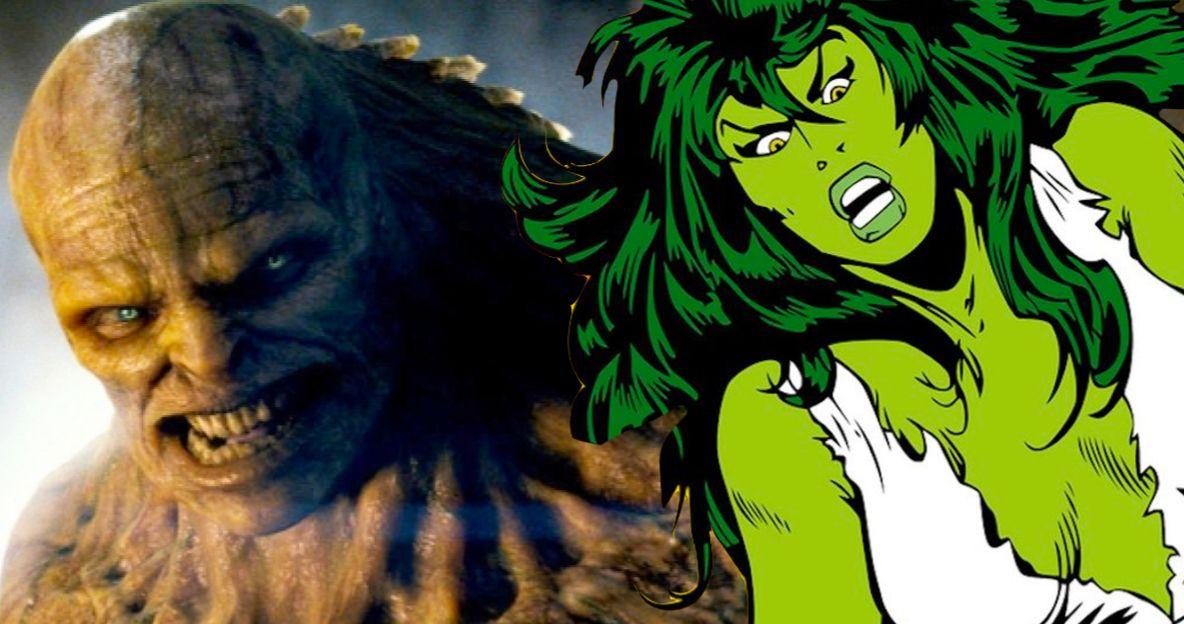 «Женщина-Халк» возвращает звезду «Невероятного Халка» Тим Рот в роли Мерзости