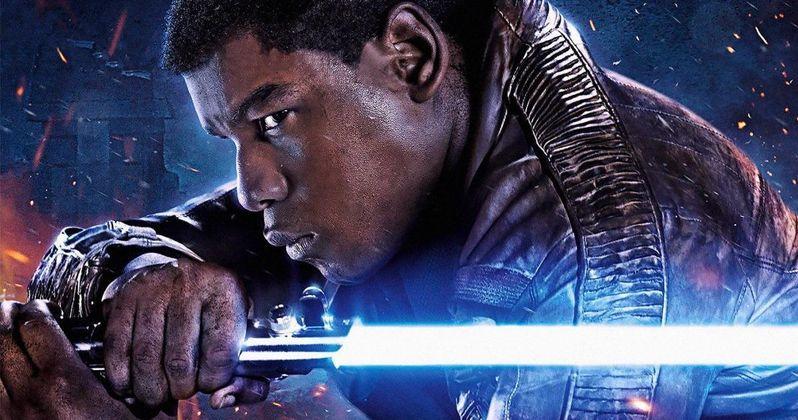 Star Wars 8 Will Be Bigger and Darker Says John Boyega
