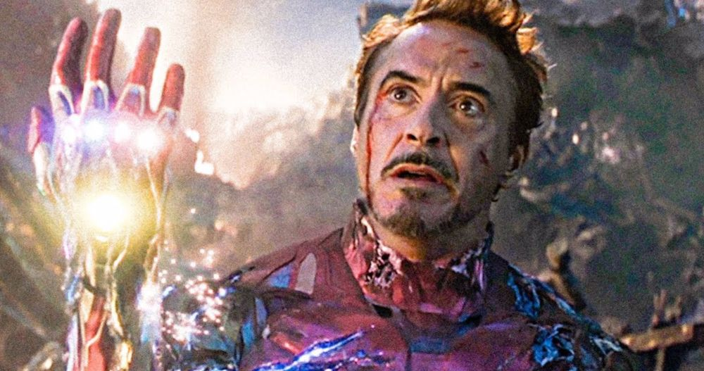 Iron Man's Final Line in Avengers: Endgame Was Almost a Lot Different