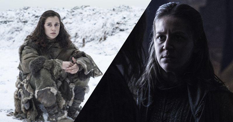 Game of Thrones Episode 6.2 Photos Tease Meera & Yara's Return