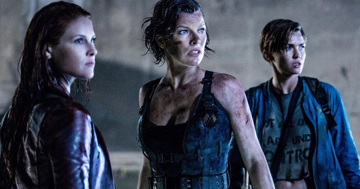Netflix's Resident Evil TV Show Has Been Shut Down Indefinitely