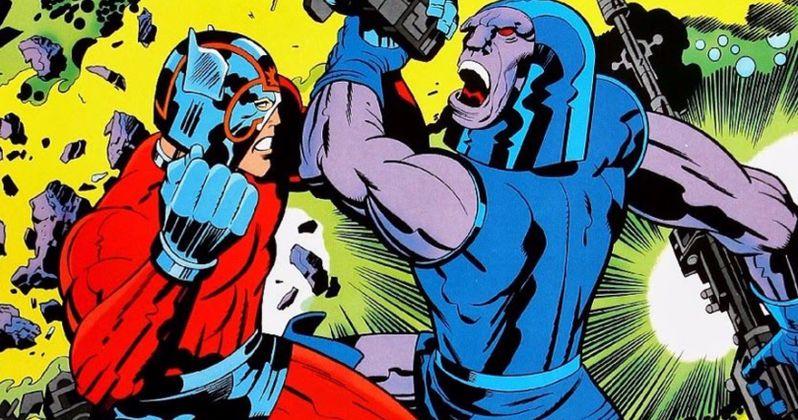 Ava DuVernay's DC Movie The New Gods Gets Acclaimed Batman Writer Tom King