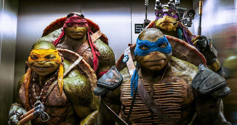 Teenage Mutant Ninja Turtles Featurette: Creating the Turtles