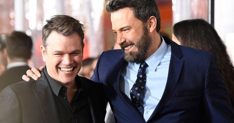 Ben Affleck & Matt Damon Team for Movie on America's First Detectives