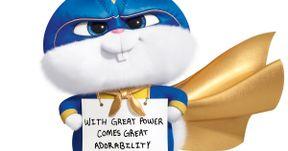 New Secret Life of Pets 2 Trailer Turns Snowball Into a Superhero