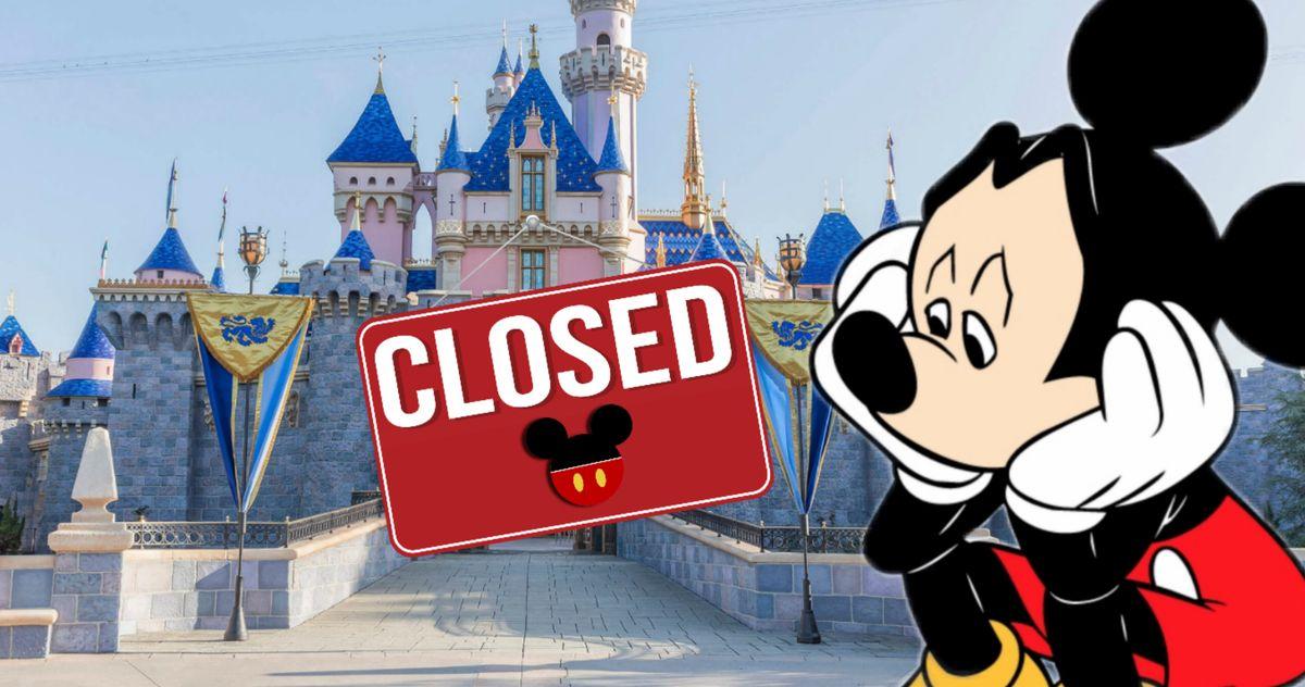 Disneyland and Disney World Will Remain Closed Indefinitely