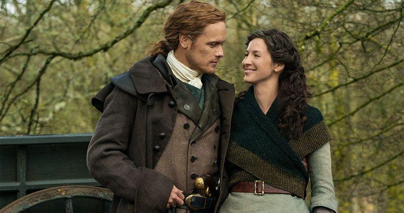 Outlander Season 5 Begins Production in Scotland