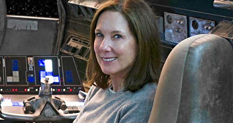 Star Wars Boss Kathleen Kennedy Is Getting an Honorary Oscar