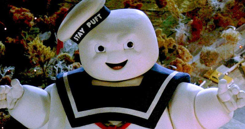 Is Ghostbusters Bringing Back the Stay Puft Marshmallow Man?
