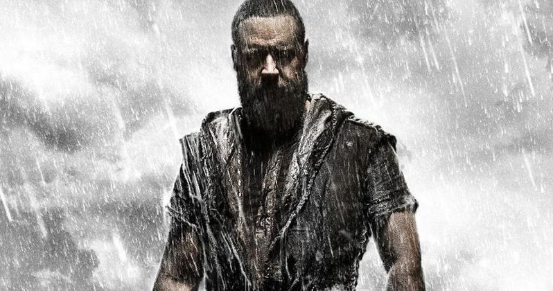 New Noah Poster Featuring Russell Crowe