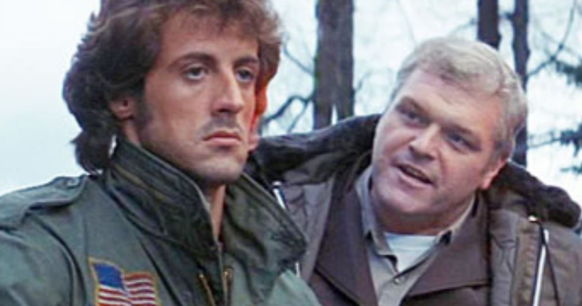 Sylvester Stallone se souvient de Brian Dennehy avec un ...