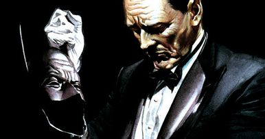 Batman's Butler Alfred Is Getting His Own Pennyworth TV Show