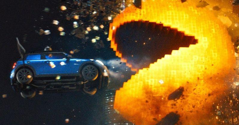 First Pixels Clip Celebrates Pac-Man's 35th Birthday