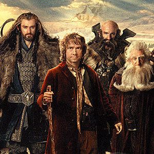 The Hobbit: An Unexpected Journey 2013 Wall Calendar Photos