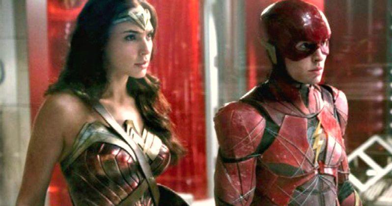 Wonder Woman Will Return in The Flash Movie