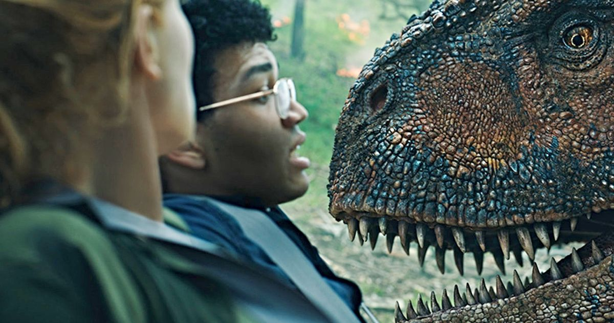 Jurassic World 3 Star Teases Big Dinosaur Scares: There Will Be Screaming