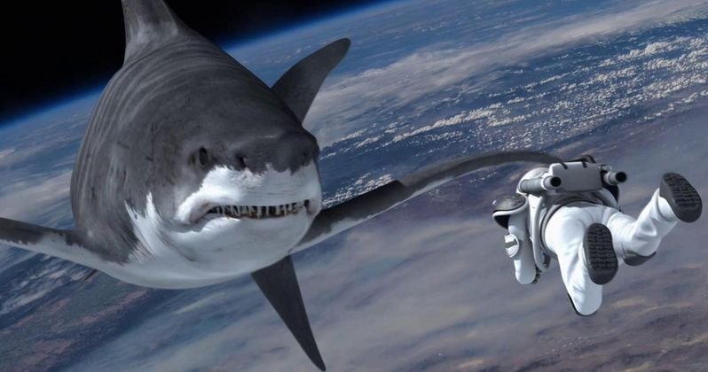 Sharknado 4 Gets Star Wars Inspired Title and Premiere Date