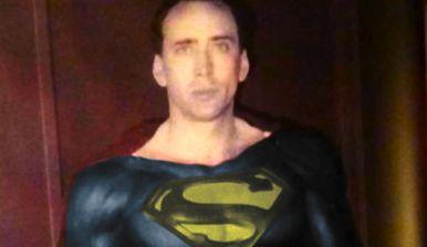 Comic-Con: New Death of Superman Lives Trailer with Tim Burton