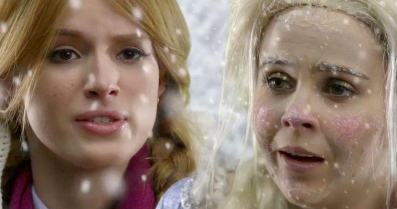 Frozen Live Action Parody Starring Bella Thorne
