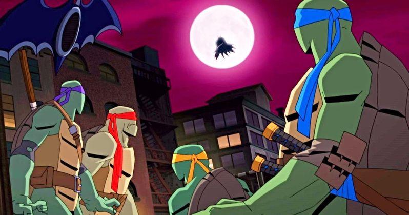 Batman Vs. TMNT Latest Look Promises Epic Crossover Action