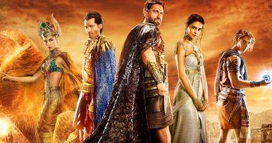 Gods of Egypt Super Bowl Commercial Ignites an Epic War