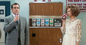 Steve Carell Has a Laundromat Date in Anchorman 2 Clip   EXCLUSIVE