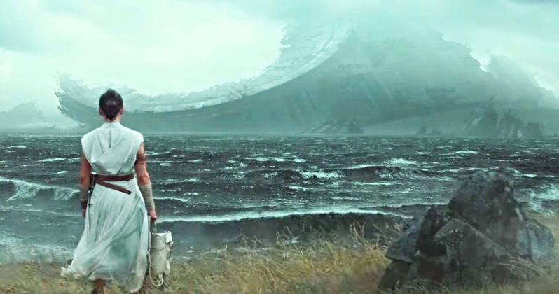Rise of Skywalker Death Star Mystery Solved in Older Star Wars Book?