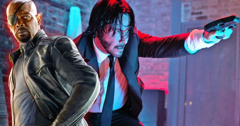 Samuel L. Jackson Would Rather Do John Wick 3 Than a Nick Fury Movie