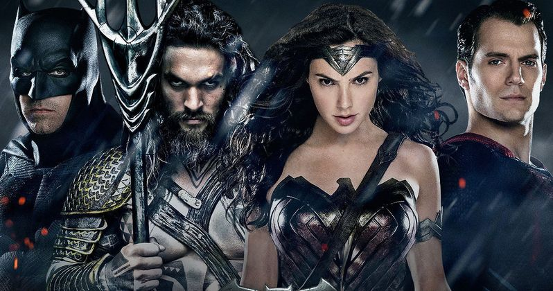 Justice League Begins Shooting This April