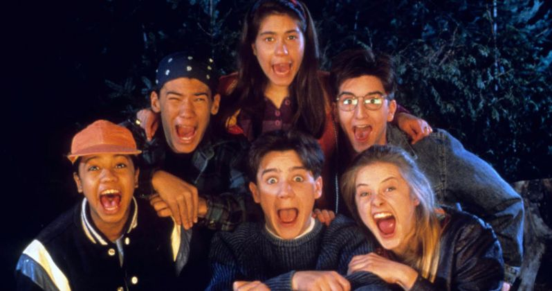 Are You Afraid of the Dark? Revival Is Coming to Nickelodeon This Halloween