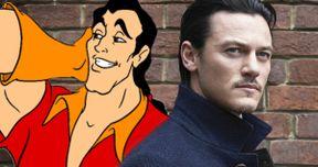 Disney's Beauty and the Beast Gets Luke Evans as Gaston