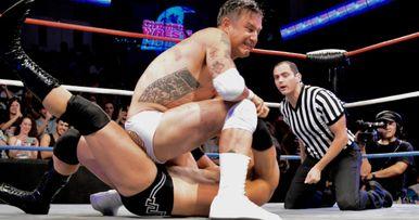 David Arquette Returns to Wrestling for Insane-Sounding Hair Match